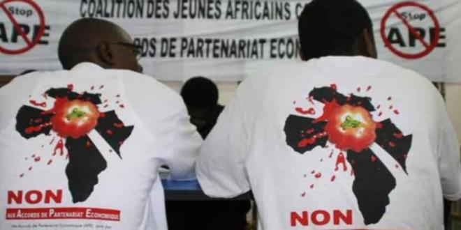 NON à l'accord de libre-échange UE-Afrique