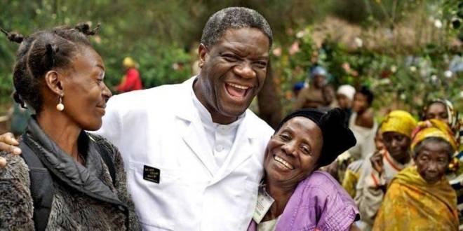 Docteur Denis MUKWEGE - Genico Congolais.