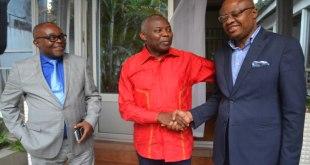 UNC : Ewanga, Kamerhe et Lubaya