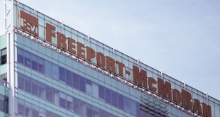 Freeport-McMoran, immeuble
