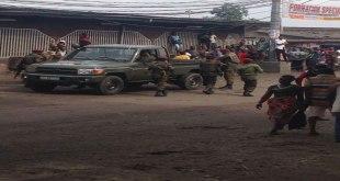 Arrestations arbitraires à kinshasa