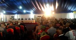 Dialogue de la cité de l'UA, Kinshasa.