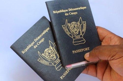 Passeport RDC