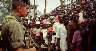 France, une armée des génocidaires !