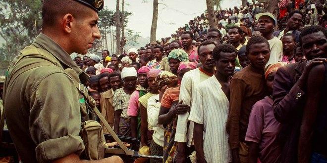 Armée française au Rwanda