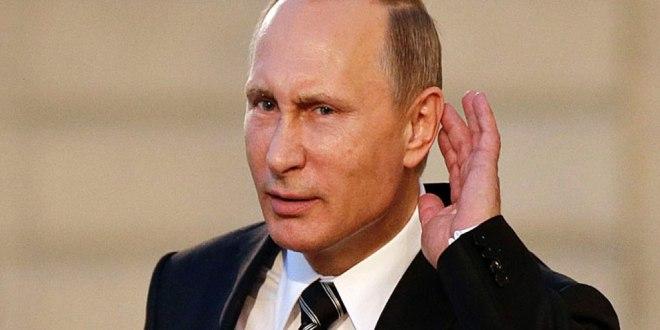 Vladimir PUTIN, le President russe