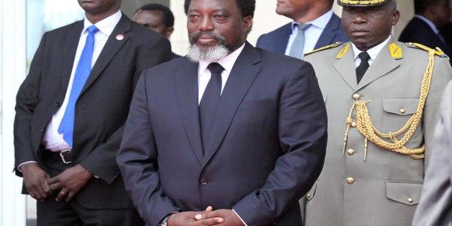 Joseph Kabila se prépare à recevoir Denis Sassou Nguesso et Joao Lourenco, au Palais de la Nation à Kinshasa
