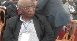 Pierre LUMBI OKONGO, membre G7 RDC