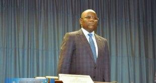 "Aubin MINAKU, Secrétaire Général de la Majorité Présidentielle (MP) de ""Joseph KABILA"""