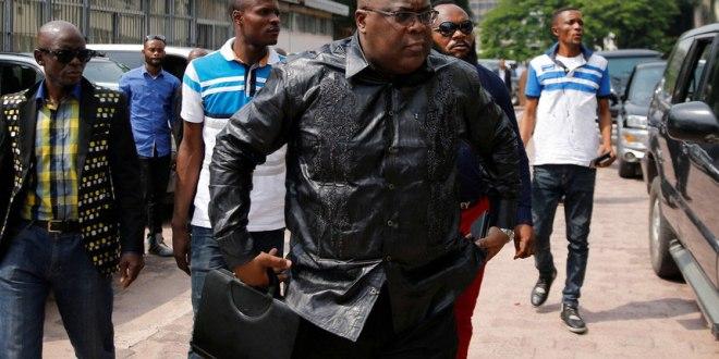 Félix Antoine Tshisekedi Tshilombo dit Fatshi, président nationale de l'UDPS.