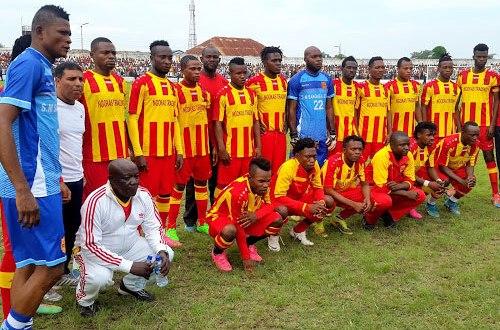 Vodacom Ligue 1 : Sanga BALENDE trône en roi