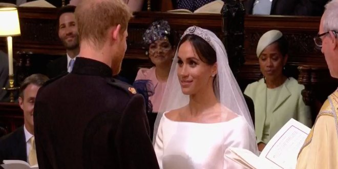 Wedding of prince harry et Meghan Markle, 19th day of May 2018.