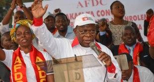 Modeste BAHATI LUKWEBO, professeur et politicien congolais.