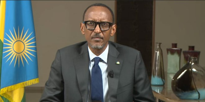 Paul Kagame aka Hitler africain