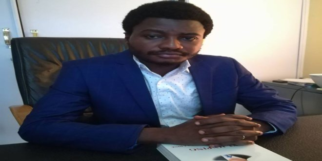 Constant Mutamba, president de la NOGEC.