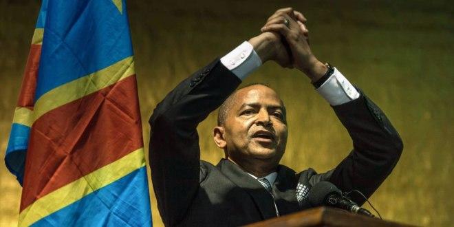 Moïse Katumbi en Afrique du Sud.