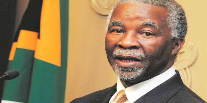Thabo MBEKI, ancien president Sud Africain.