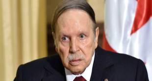 Président algérien Bouteflika. Photo non datée.