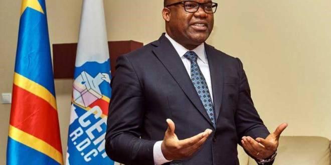 President de la CENI RDC, Corneil NAANGA.