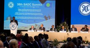 Joseph KABILA (7e droite), 38th SADC Summit, Windhoek, Namibia, 17 August 2018 02