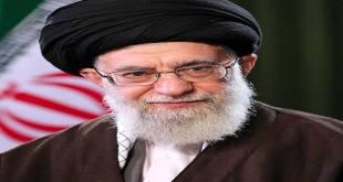 Le guide suprême Ayatollah Ali Khamenei de l'Iran.