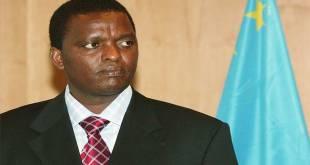 Azarias RUBERWA [tutsi rwandais immigrés en RDC], le 03 décembre 2004, à Bruxelles.