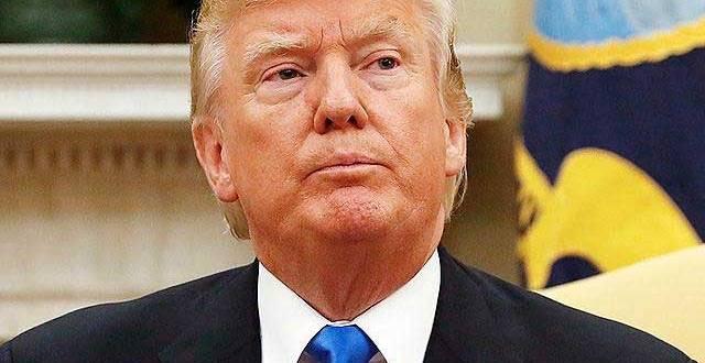 Donald TRUMP, président américain.