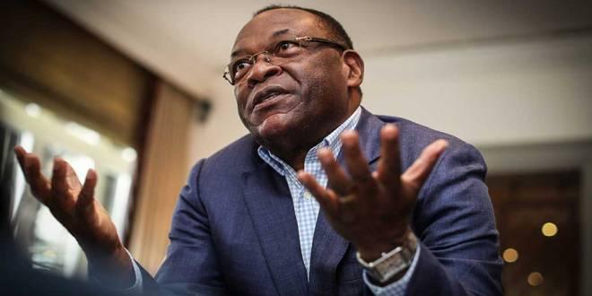 Jean-Philibert Mabaya, candidat à la présidentielle 2018 en RDC.