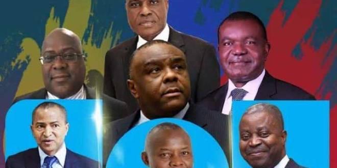 Opposition congolaise, un semblant d'unité.