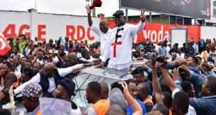 Retour du tandem Fatshi et Vika, Kinshasa, lundi 27 novembre 2018.