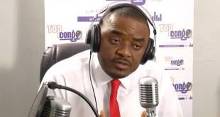 Germain KAMBINGA KATOMPA, président de la plateforme « Le Centre ».