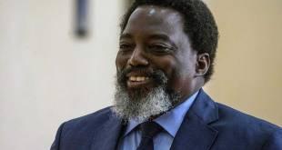Joseph KABILA KABANGE dit Jokaka, au Palais de la Nation, Kinshasa, le 09 décembre 2018.