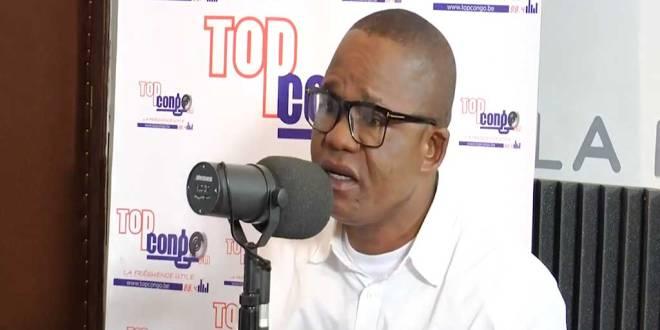 Peter KAZADI, directeur de cabinet adjoint de Félix-Antoine TSHISEKEDI TSHILOMBO dit Fatshi, président national de l'UDPS/Tshisekedi.