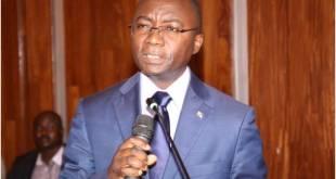 Néhémie MWILANYA WILONDJA, Coordonnateur du Comité stratégique du FCC de Joseph KABILA.