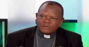 Archevêque Fridolin Ambongo