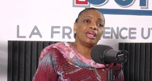 Eve BAZAIBA, SG du MLC, battue au gouvernorat de la Tshopo
