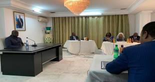 Entretien entre Fatshi, président de RDC et les investisseurs au Nord-Kivu.