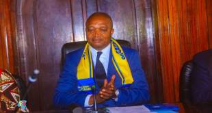 Emmanuel RAMAZANI SHADARY, SG du PPRD.