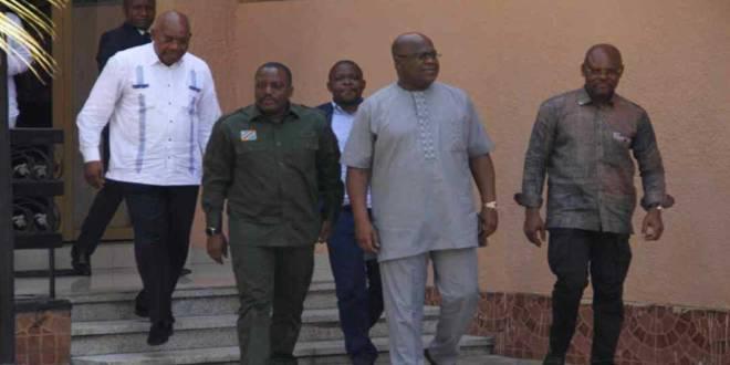 Fatshi – «Kabila» : Divorce exigé