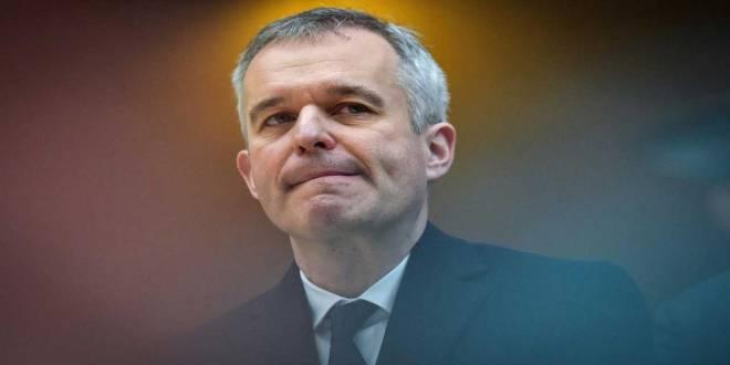François De Rugy, ancien président de l'Assemblée nationale française et ministre de la Transition écologique.
