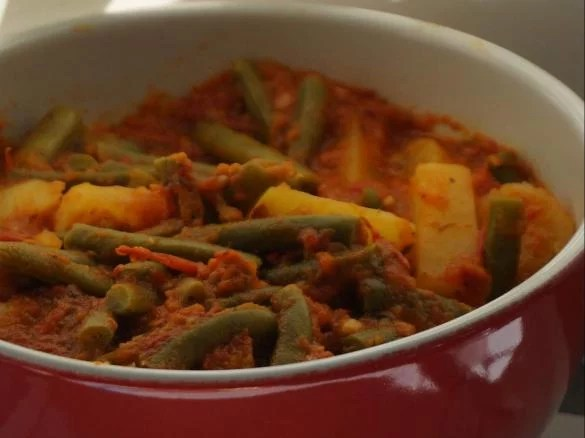 haricots verts a l italienne