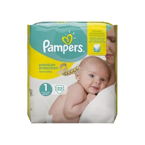 achat couches pampers taille 1 pas cher