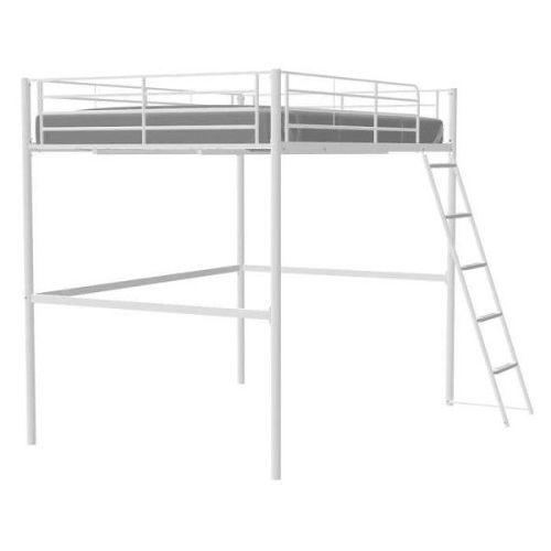 achat lit mezzanine 2 places pas cher