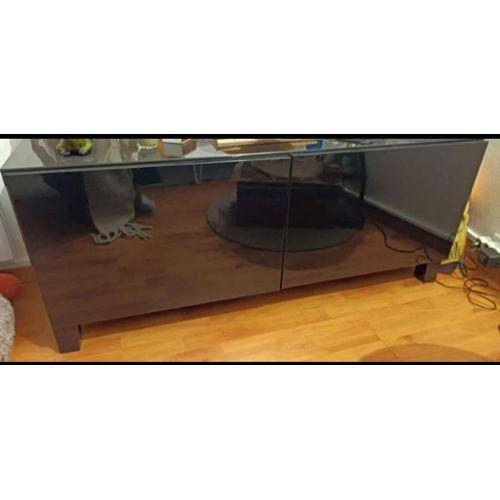 achat meuble tv ikea noir pas cher ou d