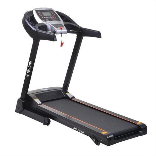 3 5hp tapis de cours marche roulant electrique avec ecran lcd pr fitness