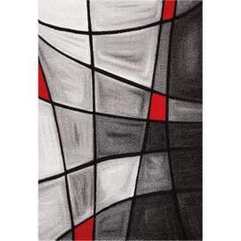 achat tapis rouge noir gris a prix bas