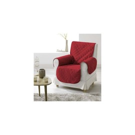 achat fauteuil club rouge pas cher