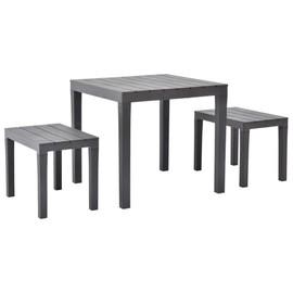 table et chaise de jardin plastique