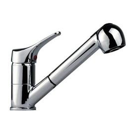 mitigeur de cuisine avec douchette