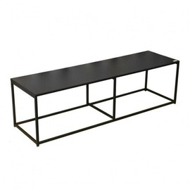 achat meuble metal noir pas cher neuf